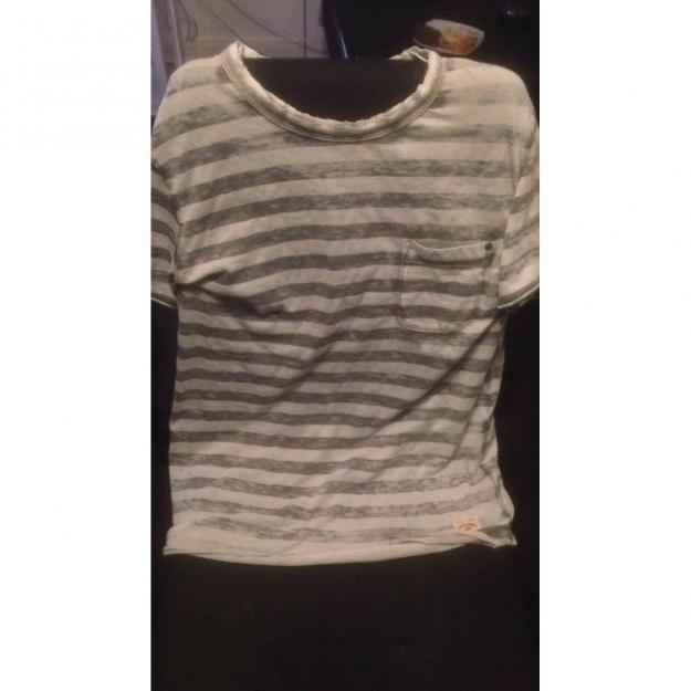 Jack And Jones striped ''vintage clothing''
