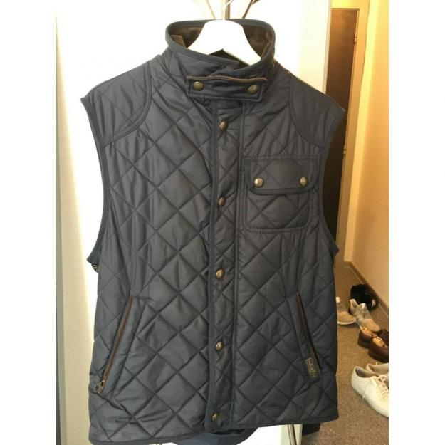 Polo Ralph Lauren vest in navy, size m