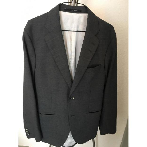 Tiger of Sweden grey blazer size 48