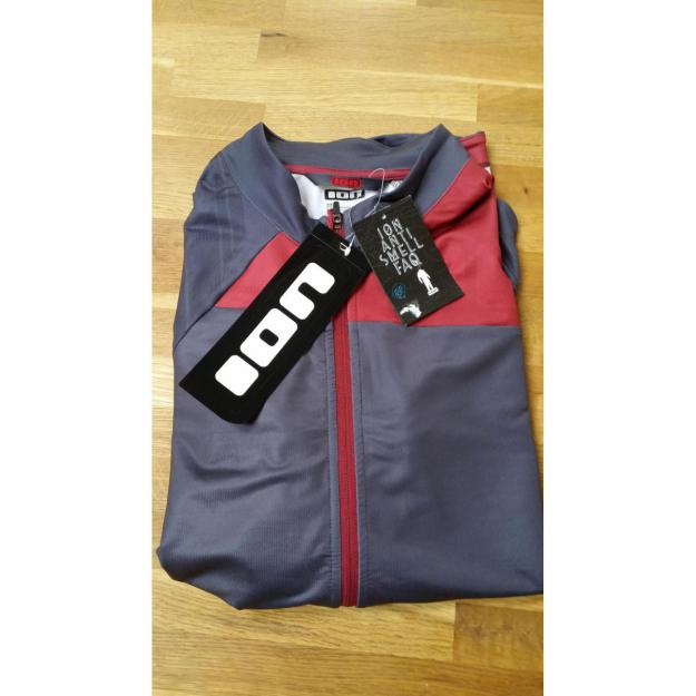 Ion full zip mtb jersey