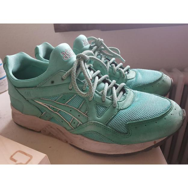 Asics Gel Lyte V x Ronnie Fieg Mint Leaf