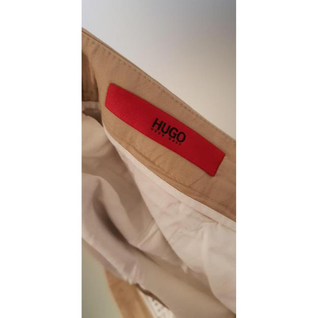 Beige Hugo Boss chinos