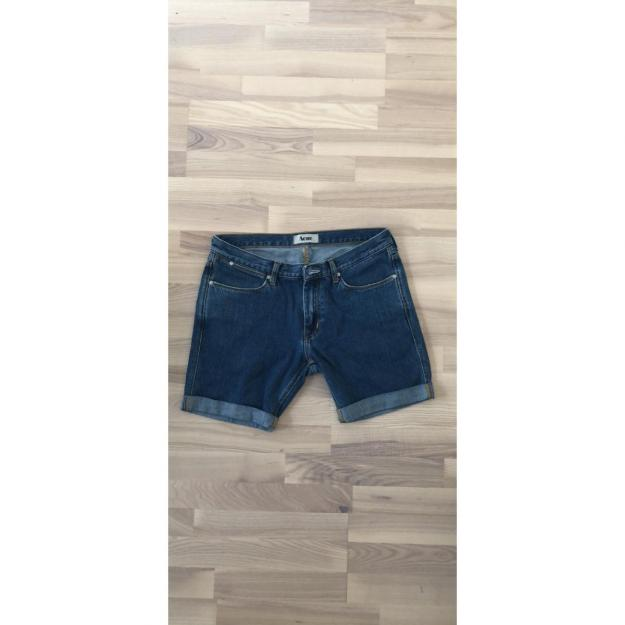 Acne Studios denim shorts