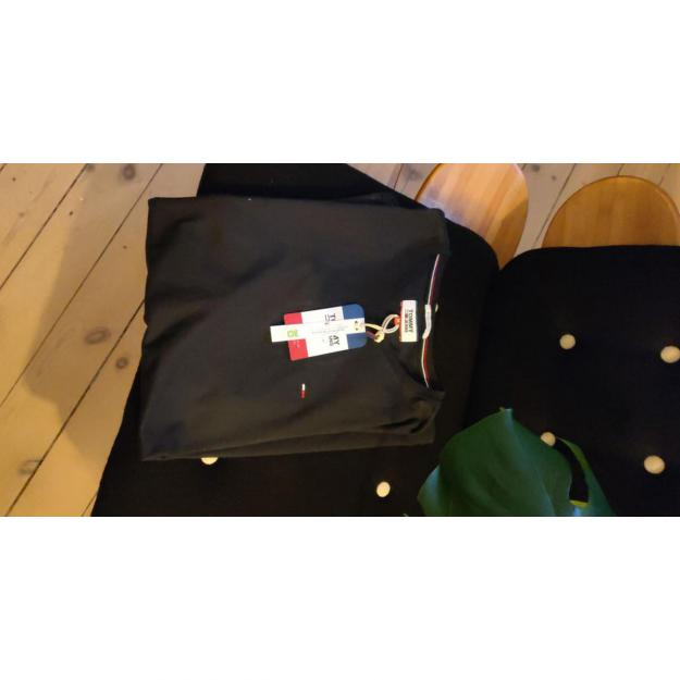 Sort Tommy Hilfiger t-shirt