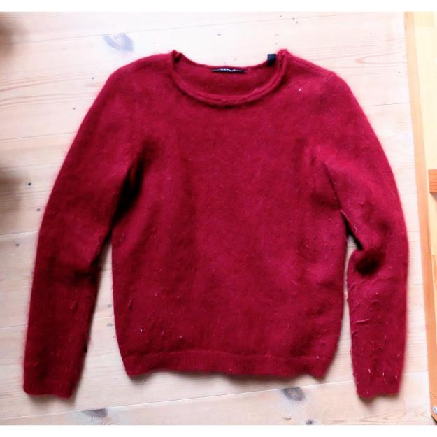 Esprit angora sweater