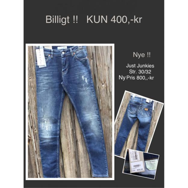 Sprit nye just junkies jeans
