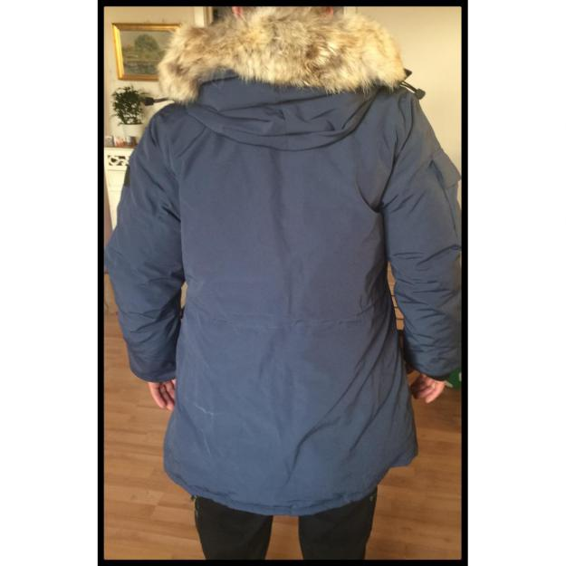 Helt ny Canada goose expedition parka