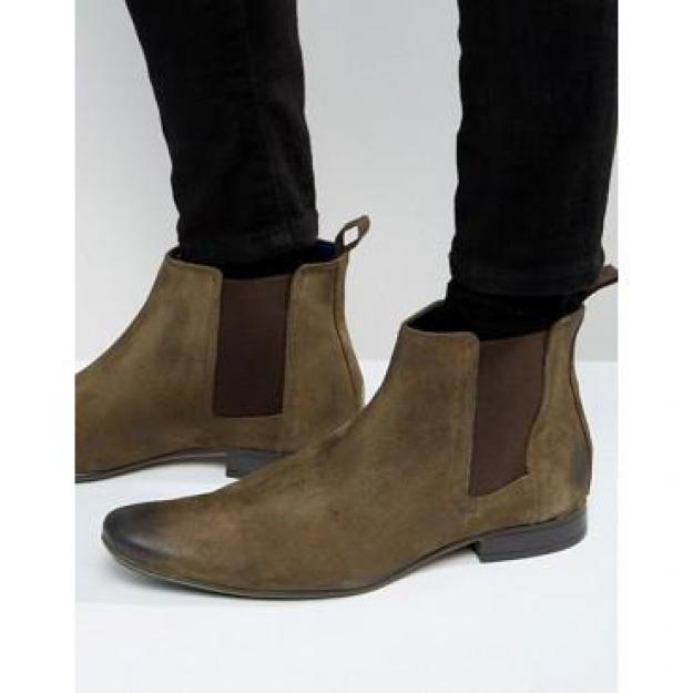 Frank Wright chelsea boots