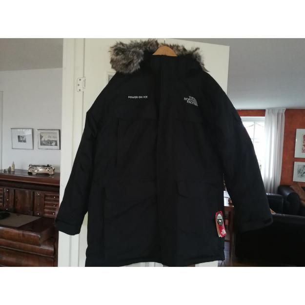 The North Face McMurdo 2 parka Special Bentley Edition. Ny med tags.