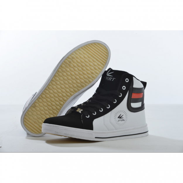 Sort/hvide Matarazo sneakers