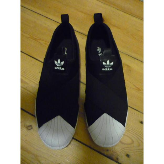 Adidas Women's Superstar Slip-On Shoes