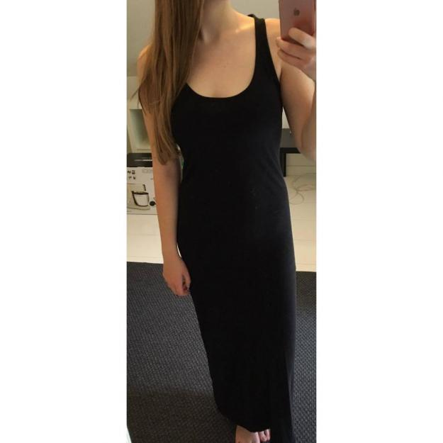 Sort maxidress